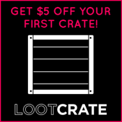 Lootcrate Badge